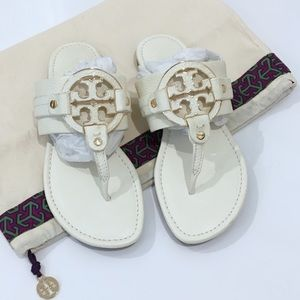 Tory Burch Sz 7.5 Amanda Sandals